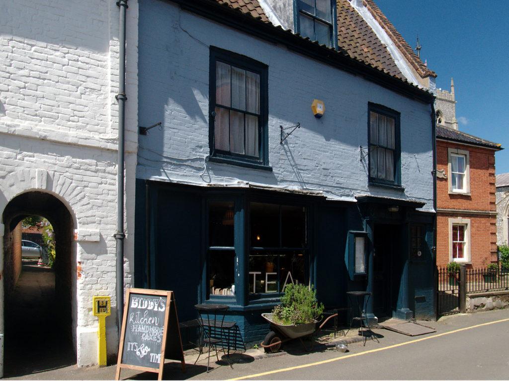 Norfolk 50 Tea Rooms